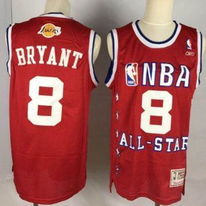 Men's Los Angeles Lakers #8 Kobe Bryant Jersey